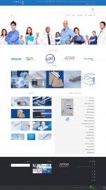 صفحه محصولات تجهیزات پزشکی پارس طب دانا