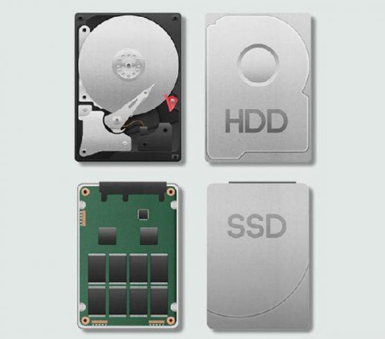 هارد SSD و HDD